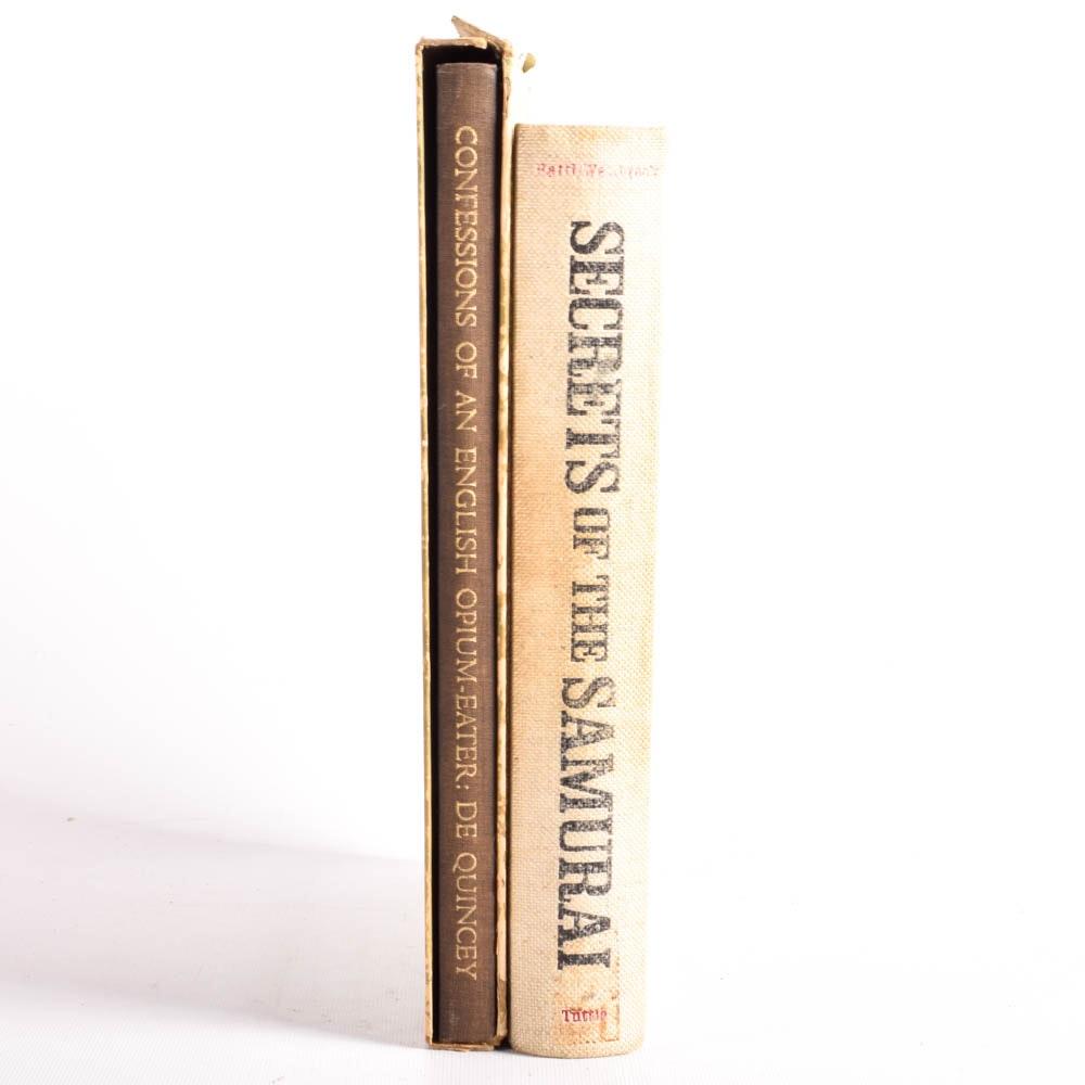 Vintage Non-Fiction Books
