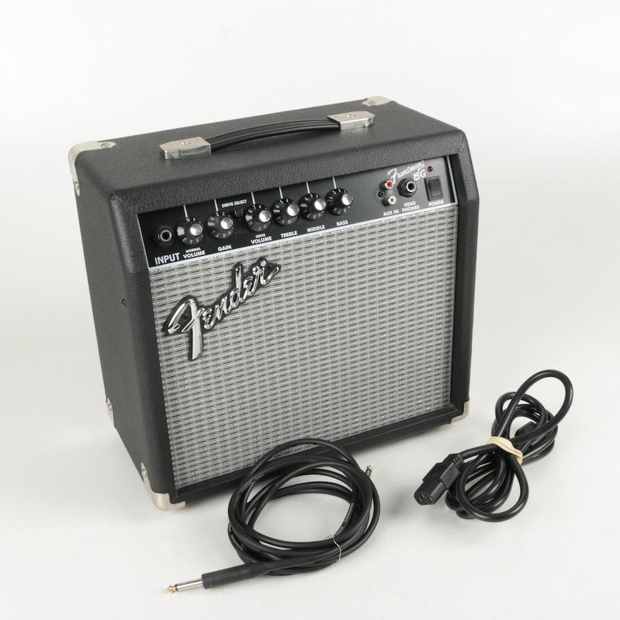 fender frontman 15g guitar amplifier ebth. Black Bedroom Furniture Sets. Home Design Ideas
