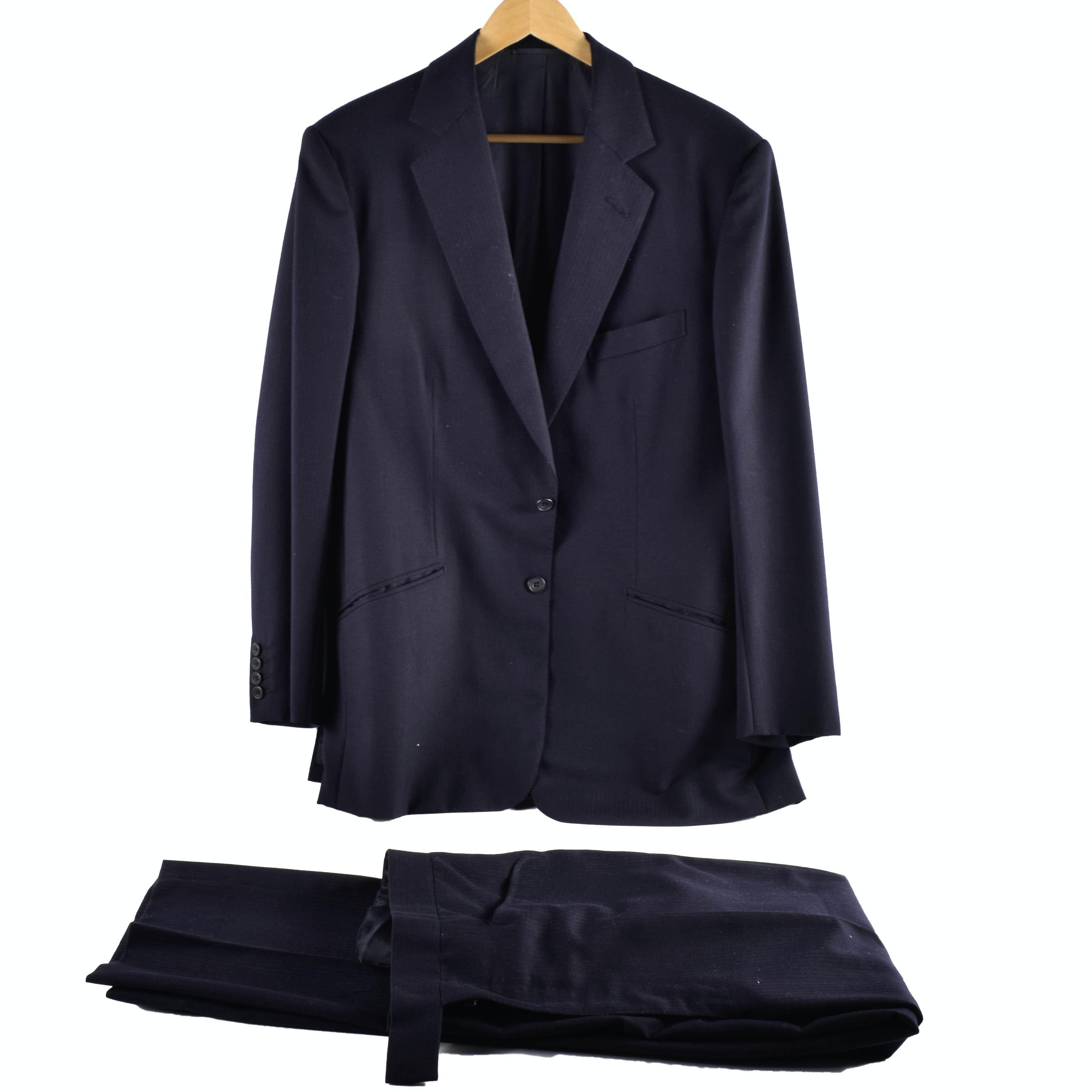 Vintage Men's Malcolm Plews of London Custom Suit