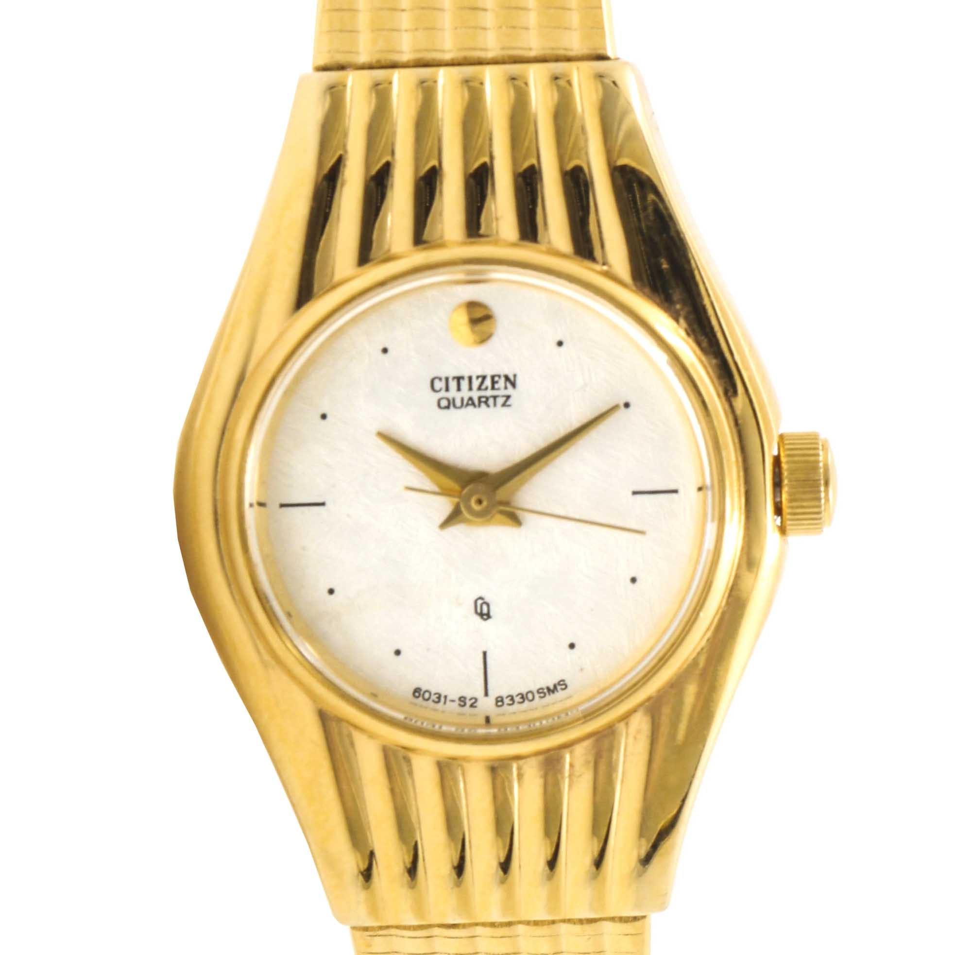 Citizen Gold Tone Wristwatch