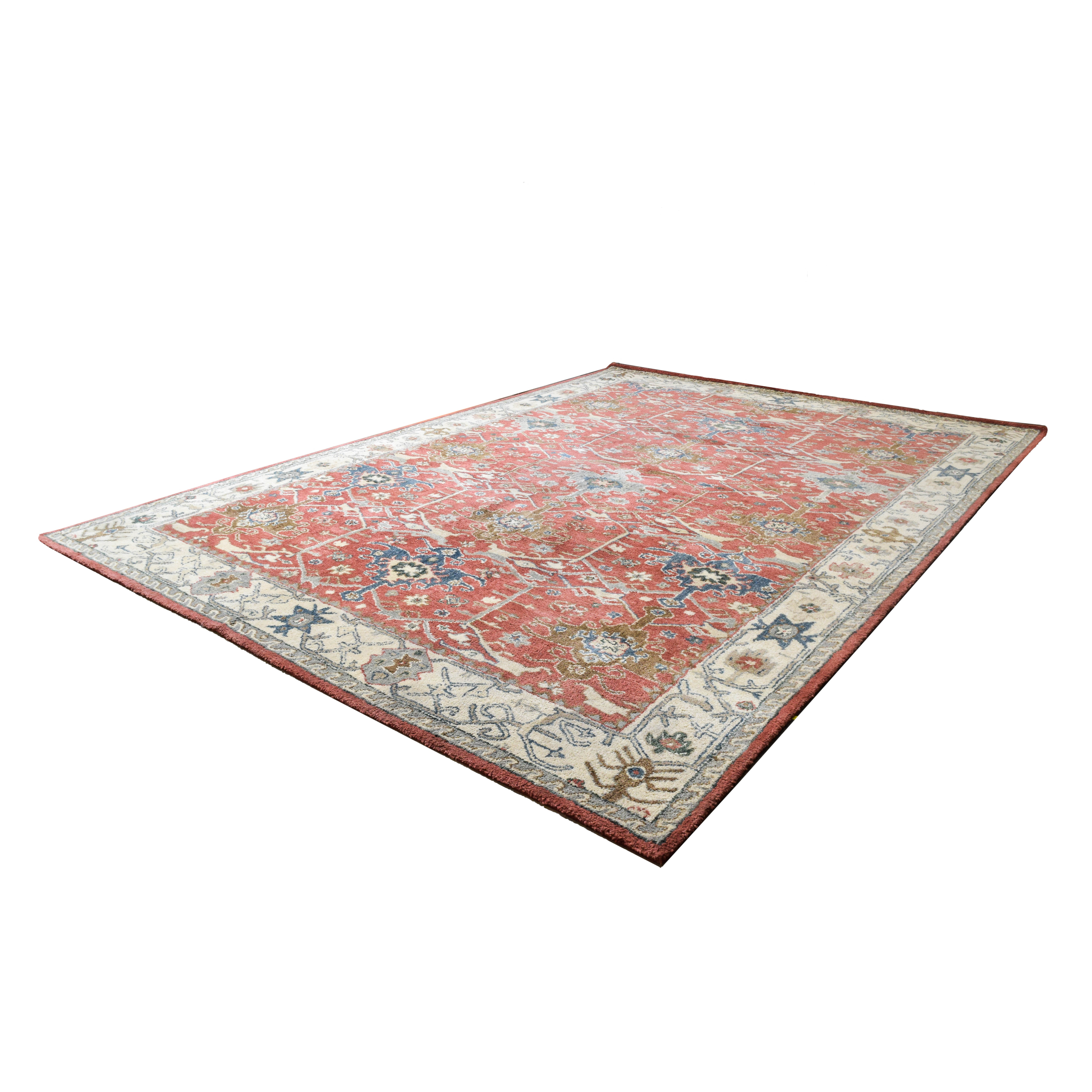 """Pottery Barn """"Channing """" Persian Style Room Size Rug"""