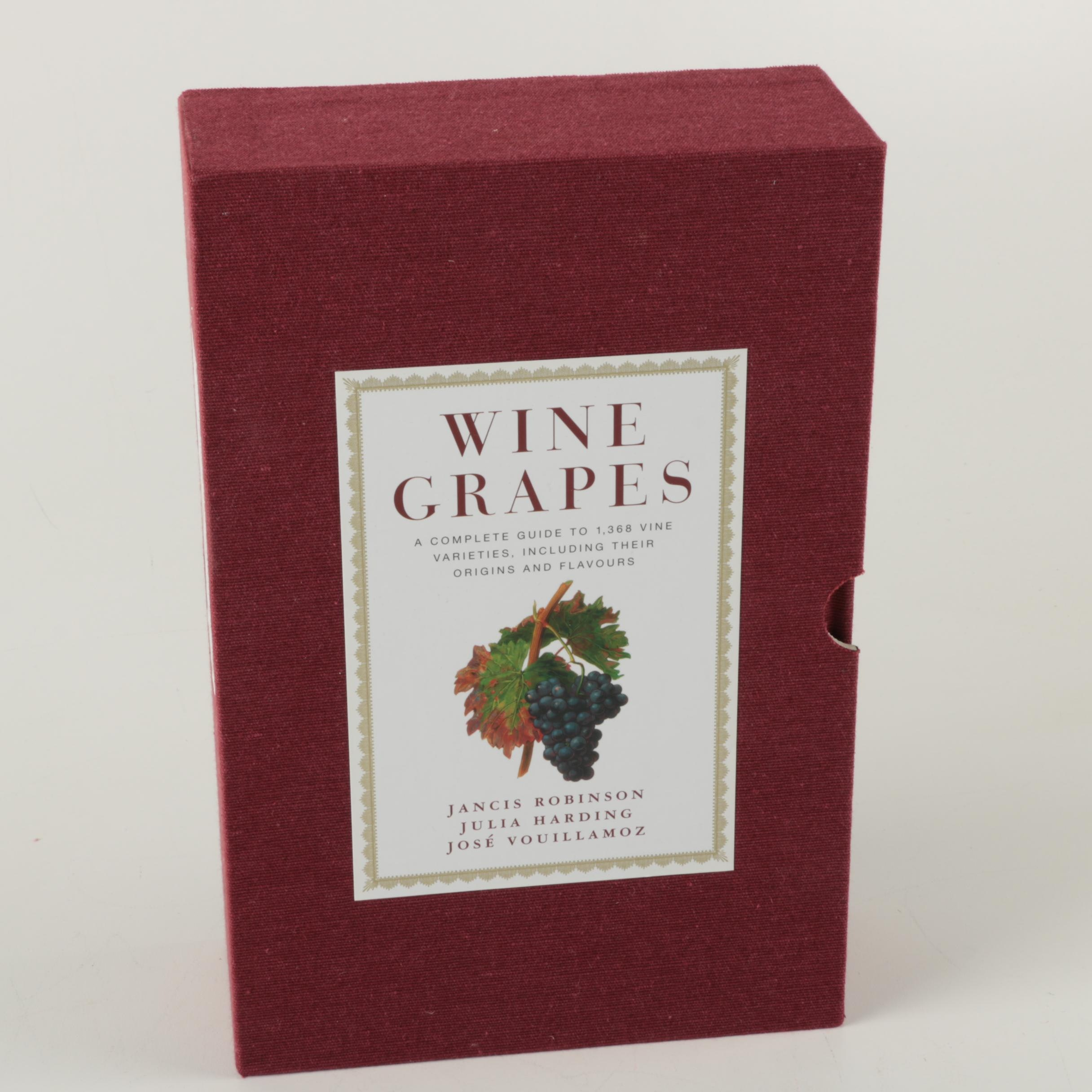 "2012 First Edition ""Wine Grapes"""