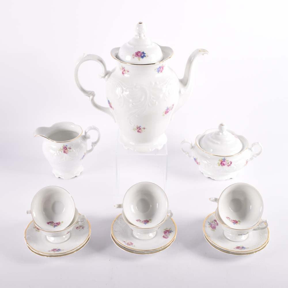 Wawel China Tea Set