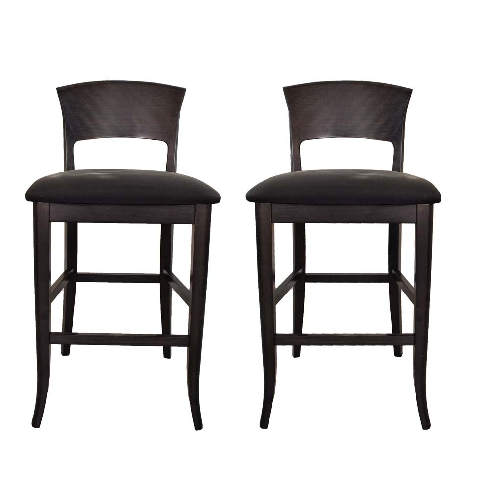 Italian Bar Stools by A. Sibau