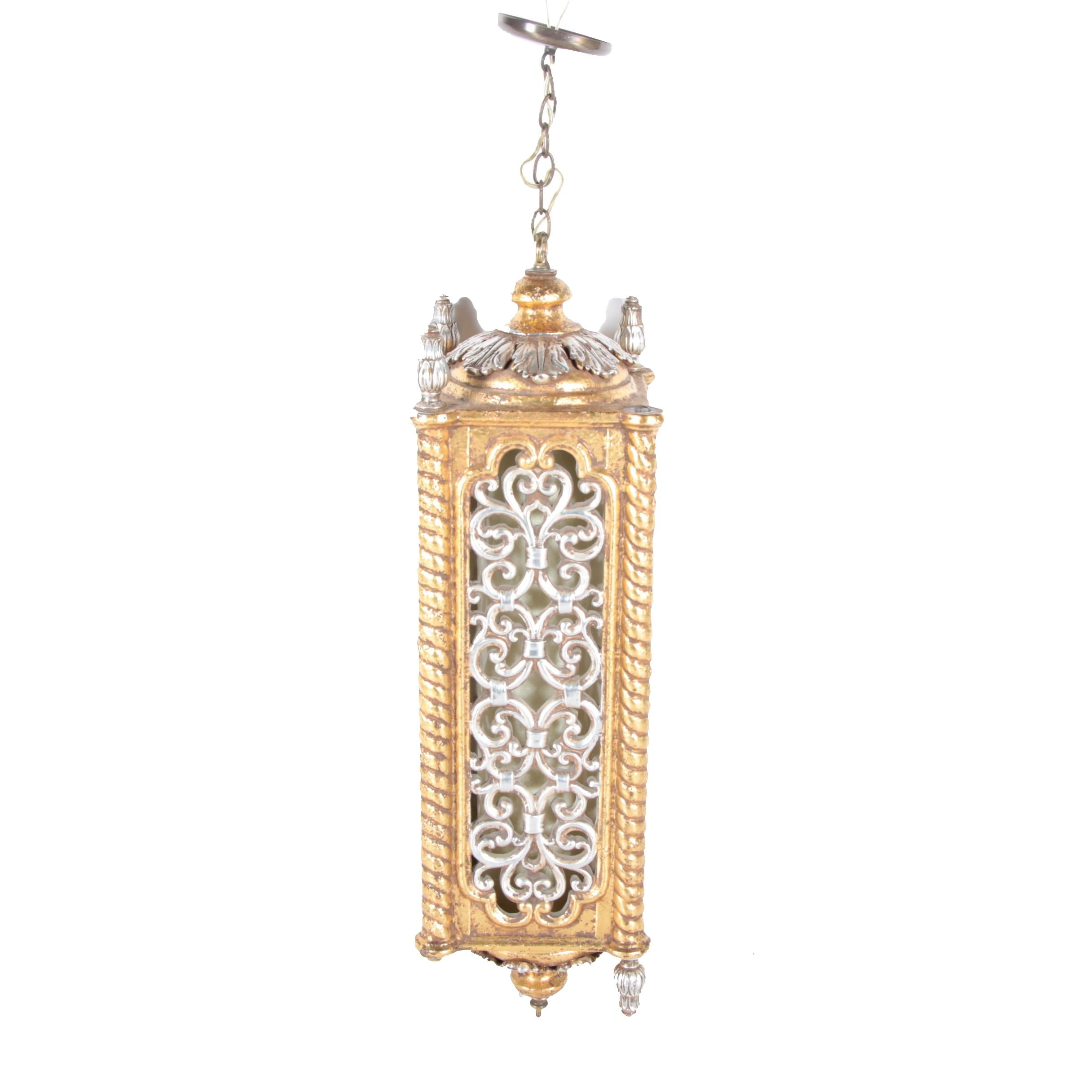 Mid-Century Pendant Ceiling Light