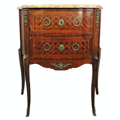 Vintage Dixie Furniture French Provincial Bedroom Set 7
