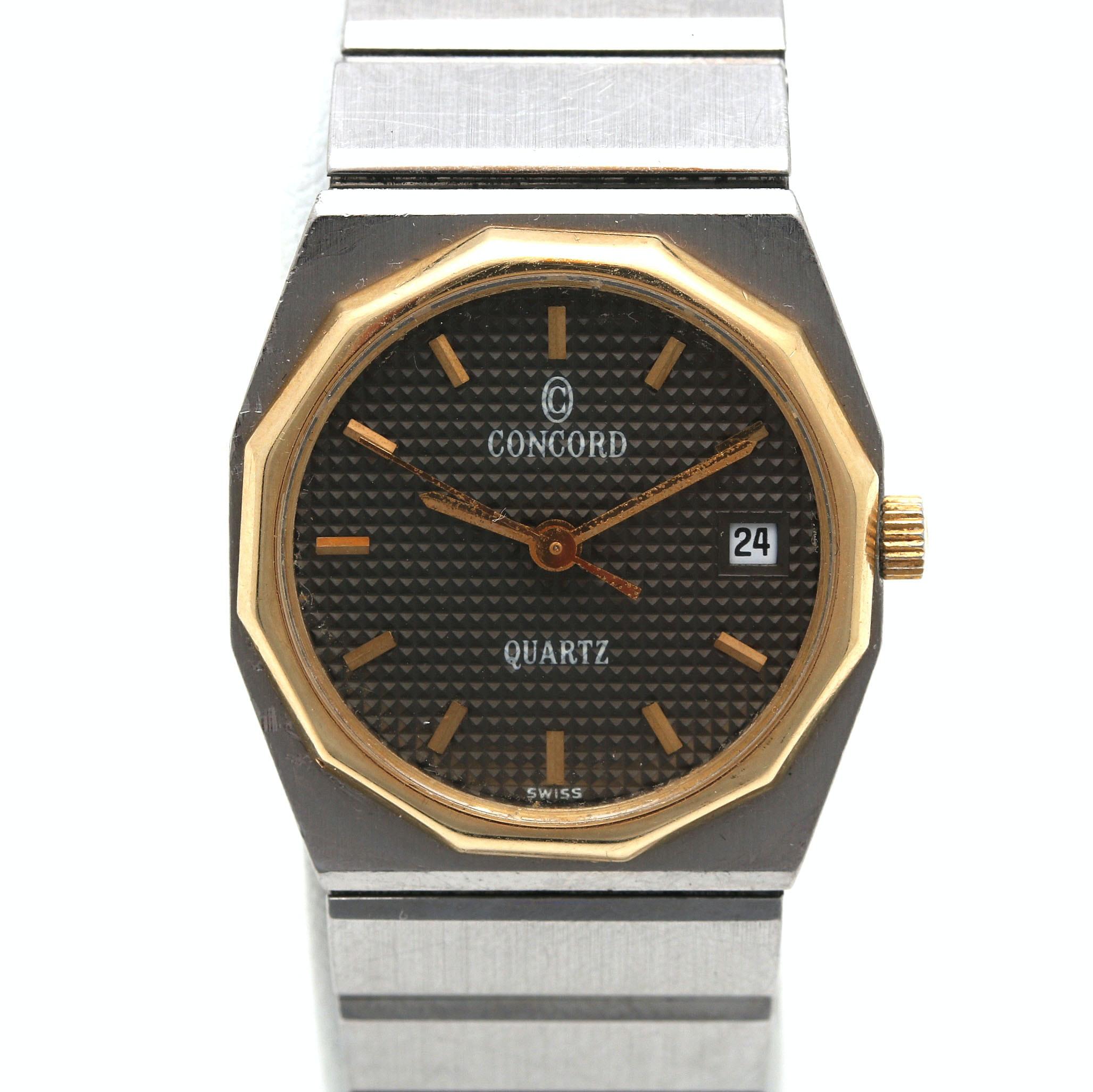 Concord Quartz Watch