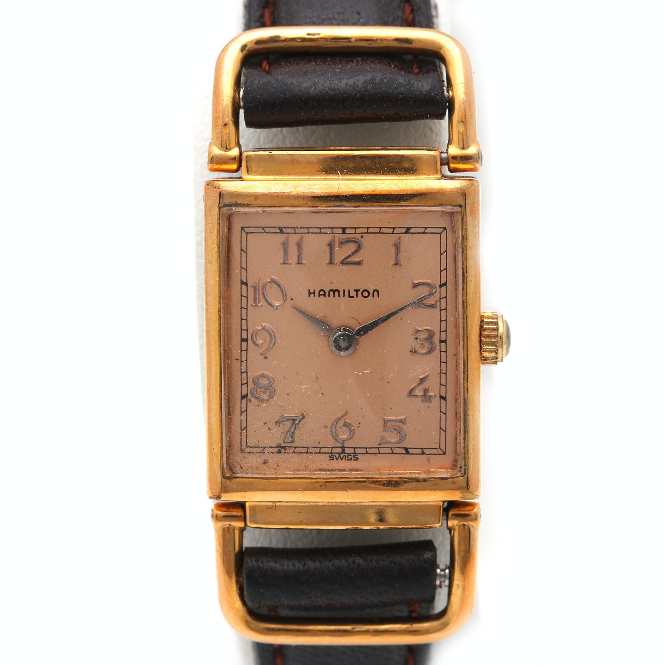 Limited Edition Hamilton Wristwatch