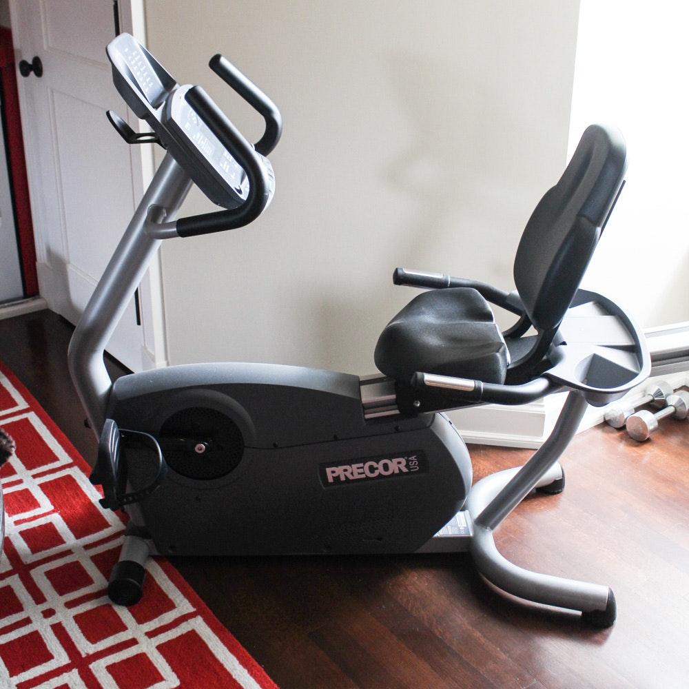 Precor C846i Recumbent Exercise Bicycle