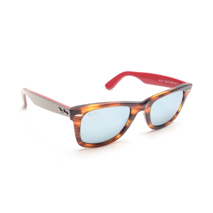 27e09c737c Ray Ban Wayfarer Hand Made In Italy Ce - Bitterroot Public Library