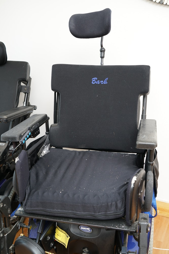 Adaptive Equipment Pronto Sure Step M91 Wheelchair with Battery Charger
