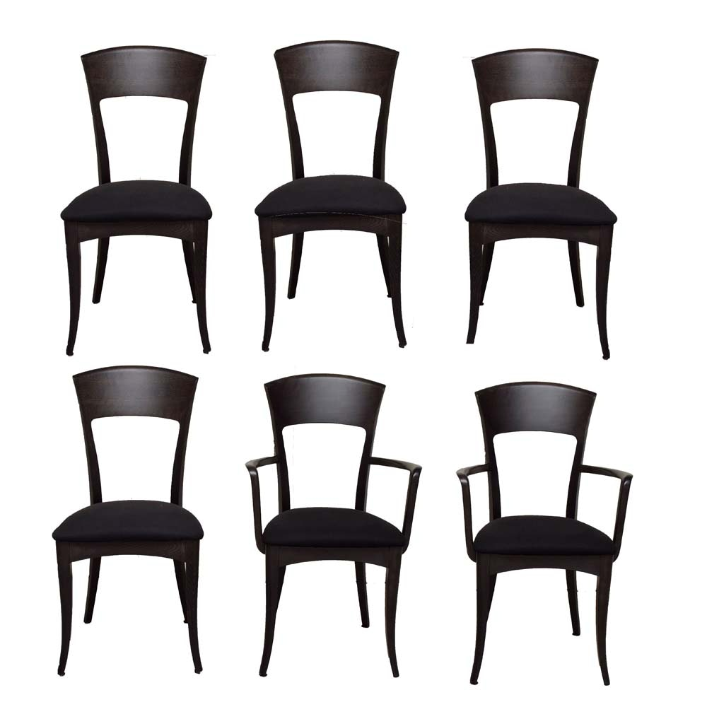 A. Sibau Italian Dining Chairs