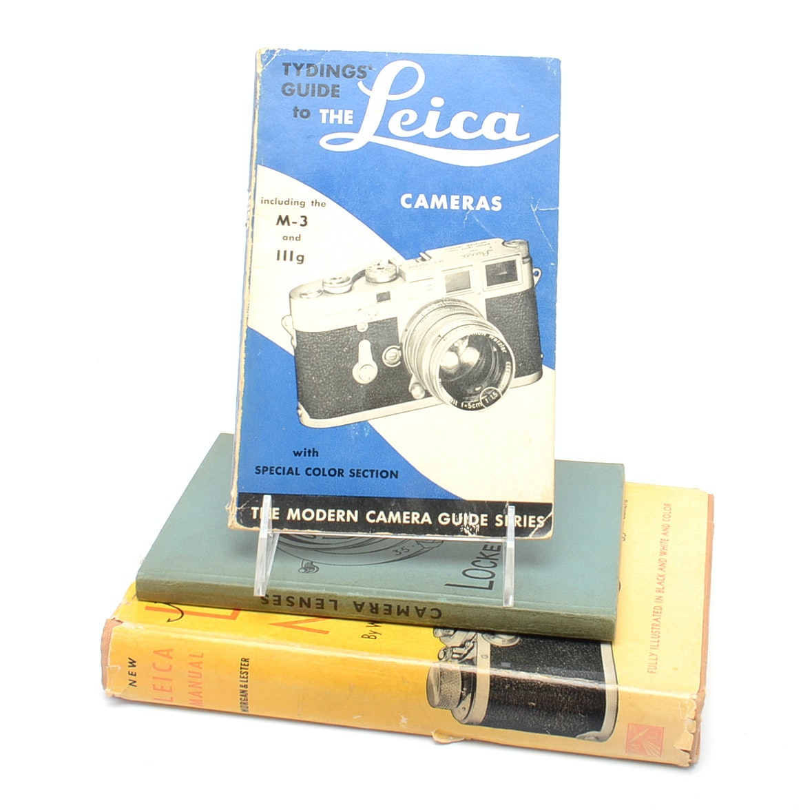 Vintage Photography Books