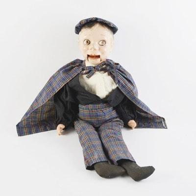 Vintage Charlie McCarthy Doll
