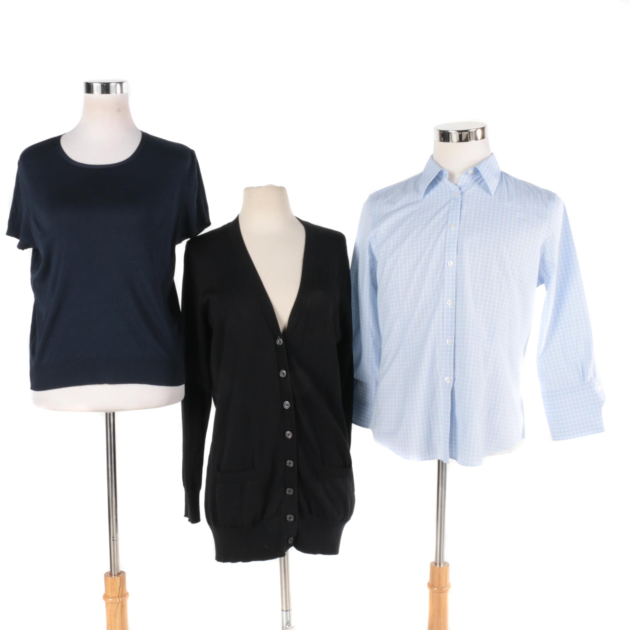Women's Brooks Brothers Tops
