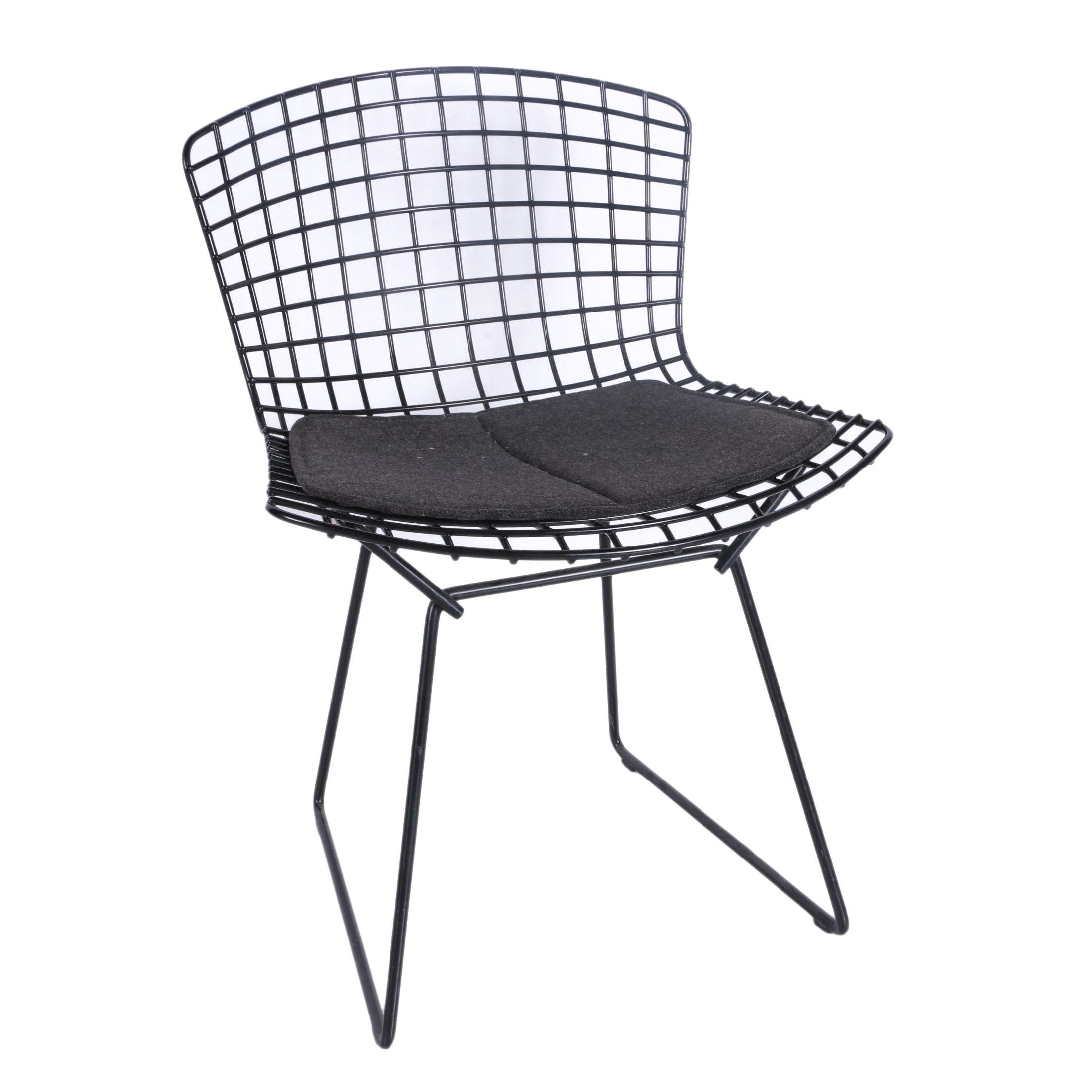 Mid Century Modern Chair After Harry Bertoia