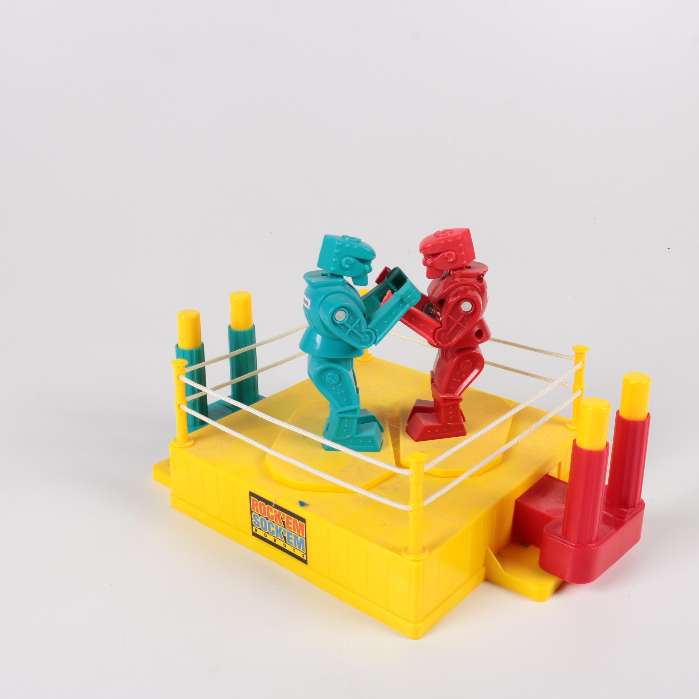 Rock 'Em Sock 'Em Robots Play Set