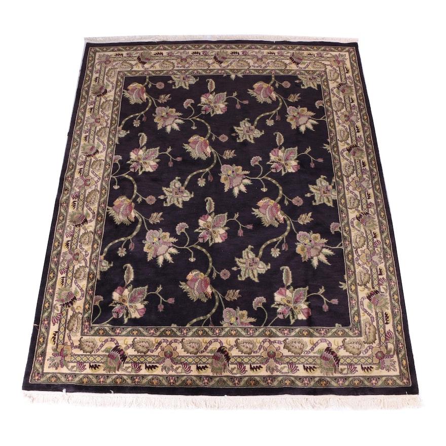 Rugmark Indian Handmade Wool Rug
