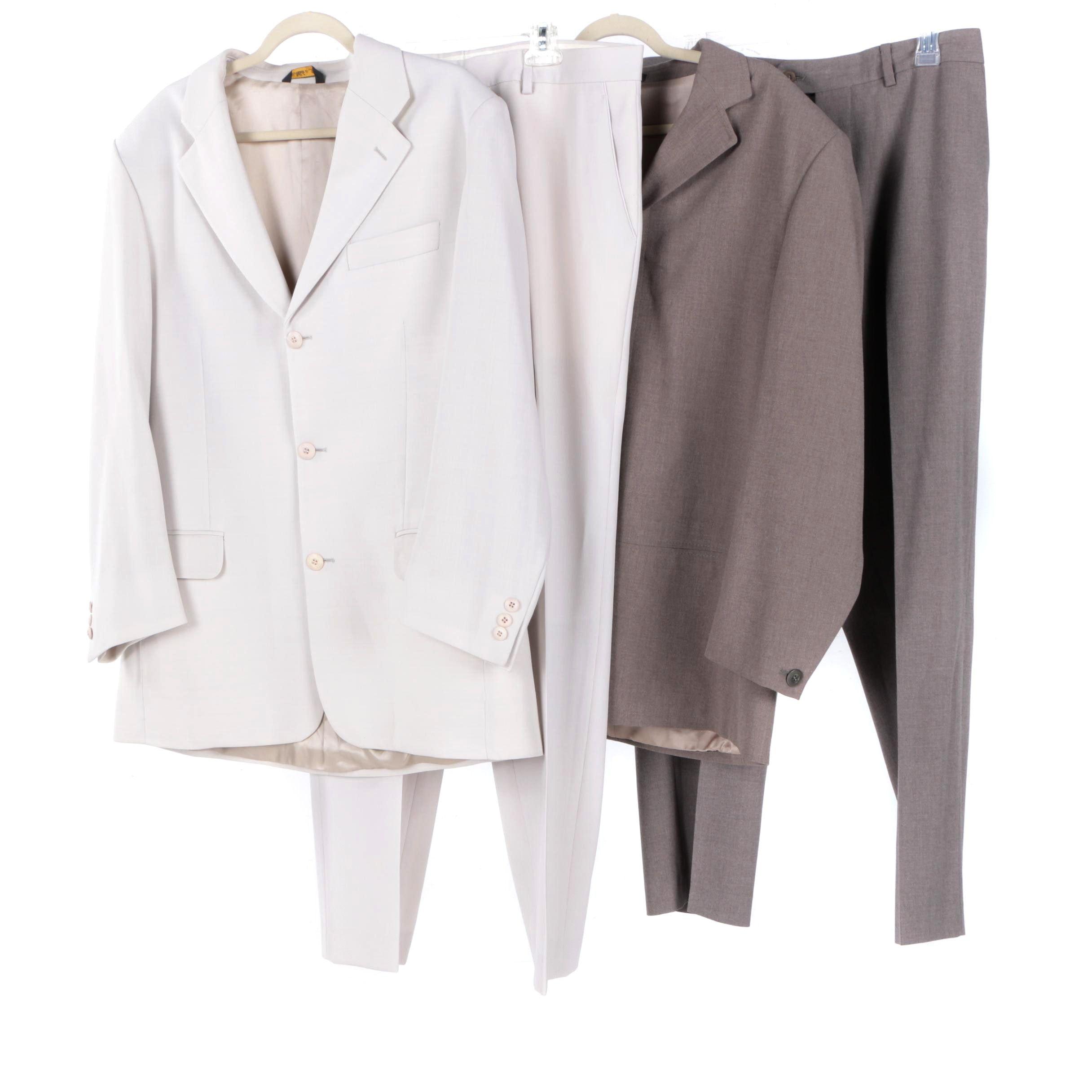 Men's Bachrach Suits