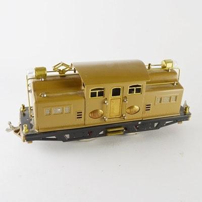 """Lionel #318E """"Bild-A-Loco"""" Standard Gauge Electric Locomotive"""