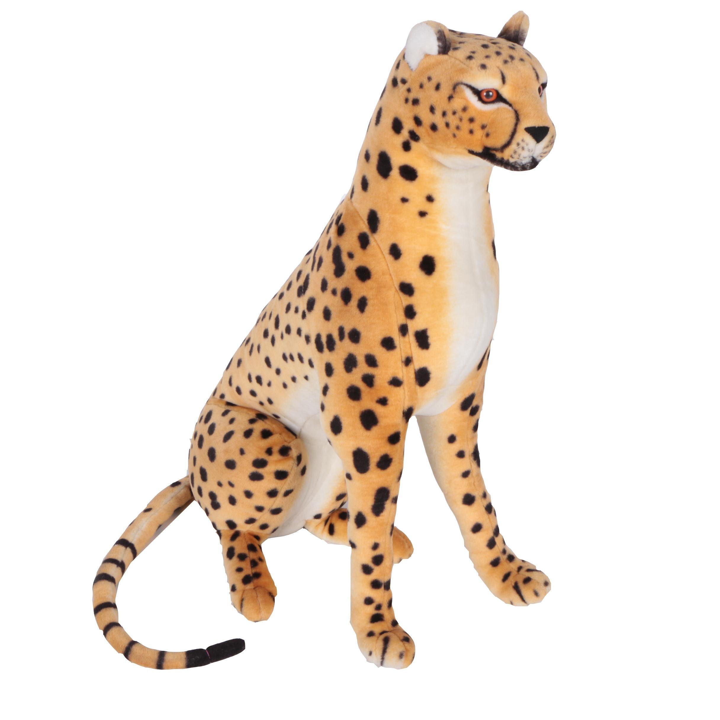 Cheetah Stuffed Animal Toy