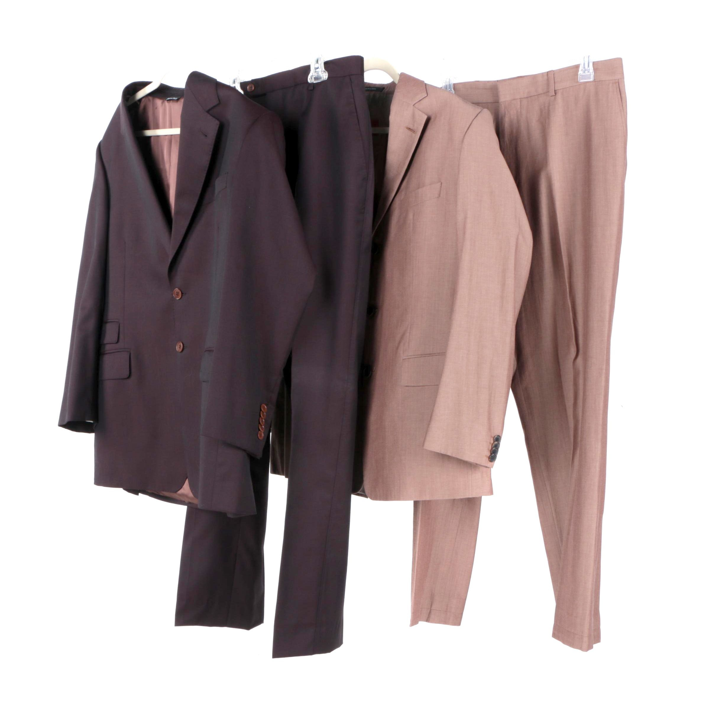 Men's Suits Including Paul Smith London and Hugo by Hugo Boss
