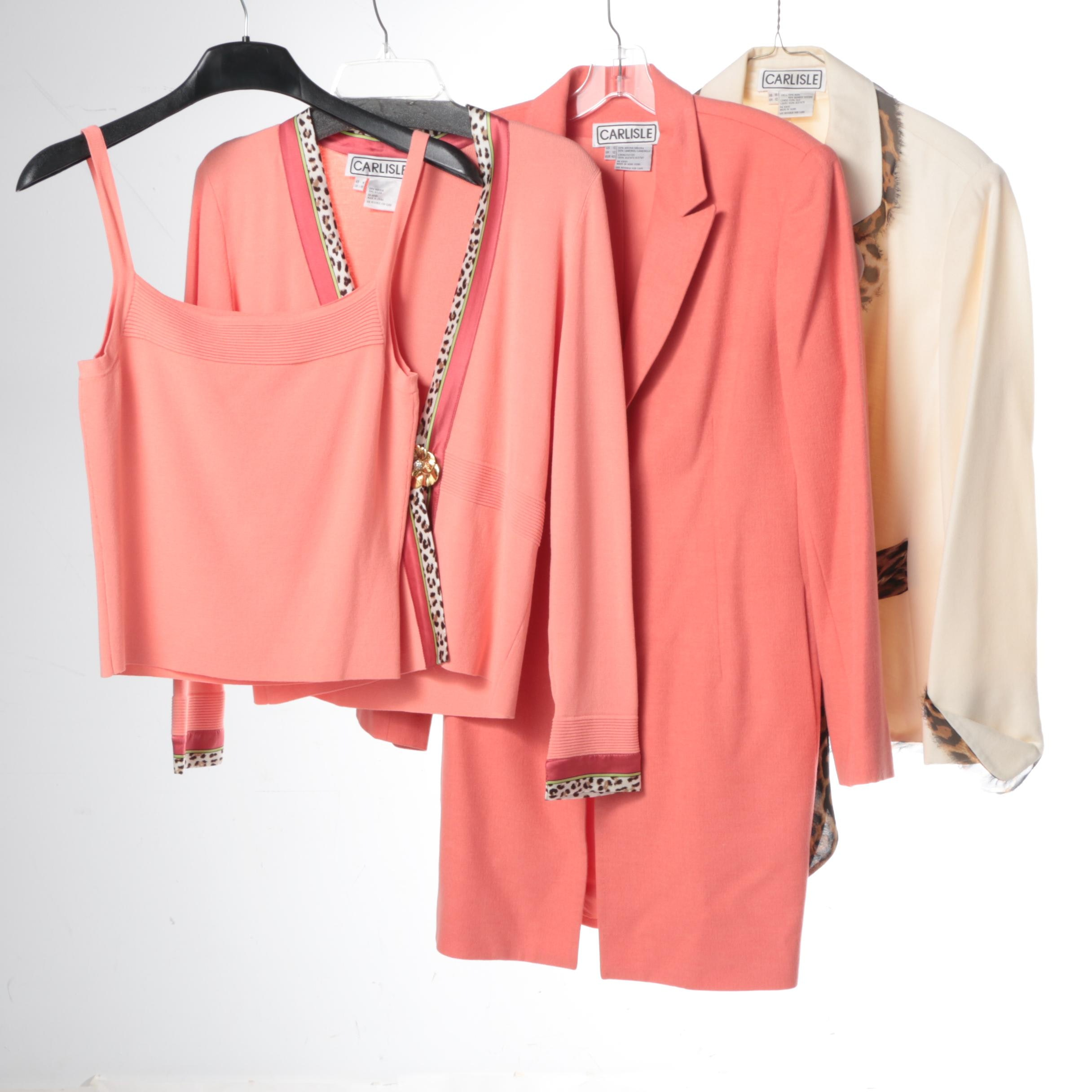 Women's Carlisle Suit Separates