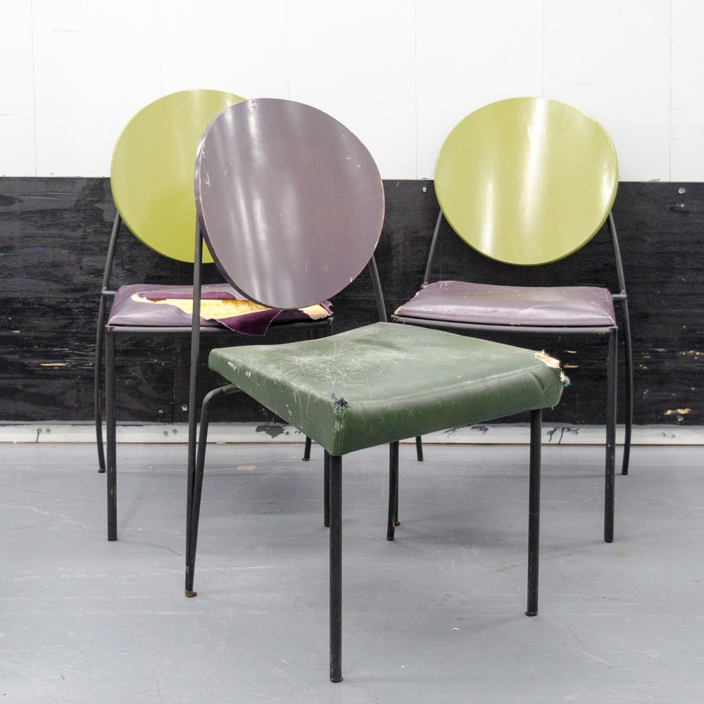 "Modern Style Chairs After Dakota Jackson's ""Vik-Ter I"""
