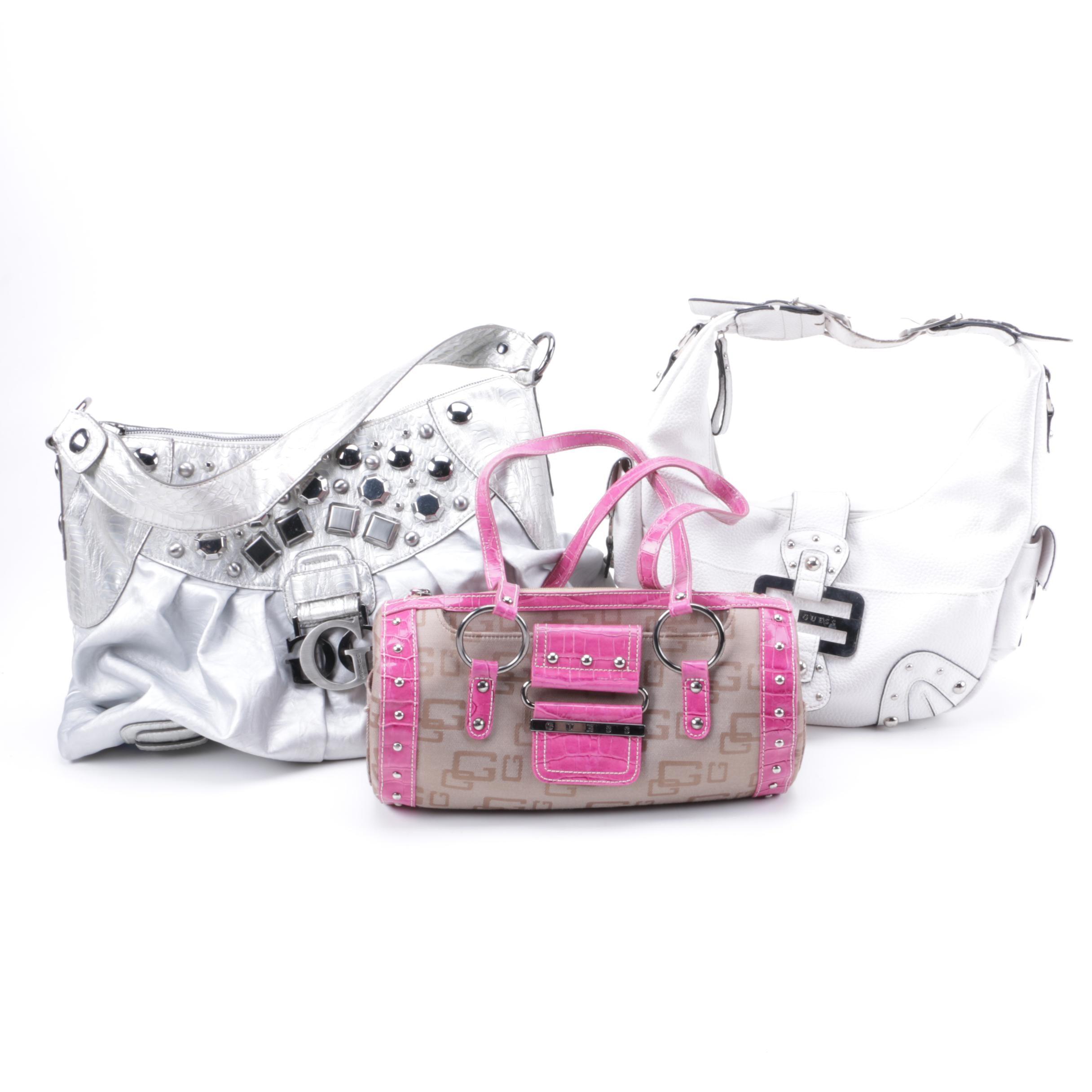 Women's Guess Handbag Collection