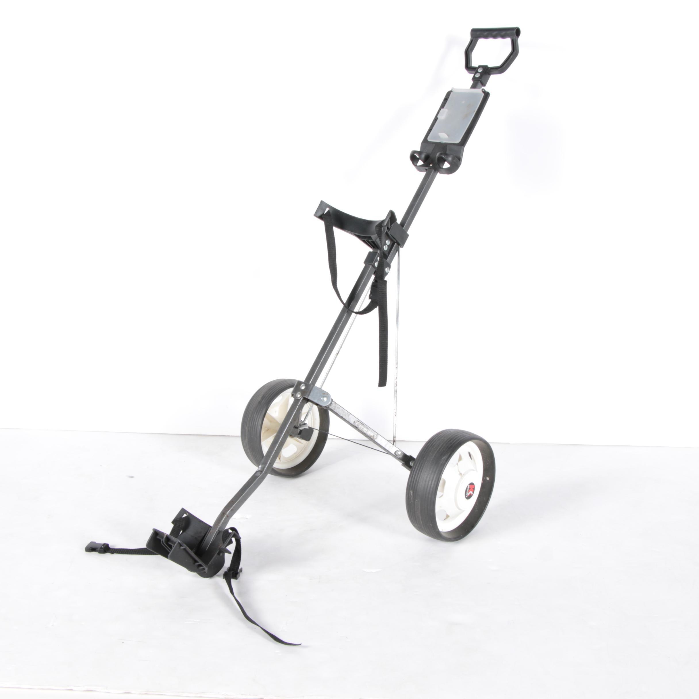 Knight OverDrive Golf Cart