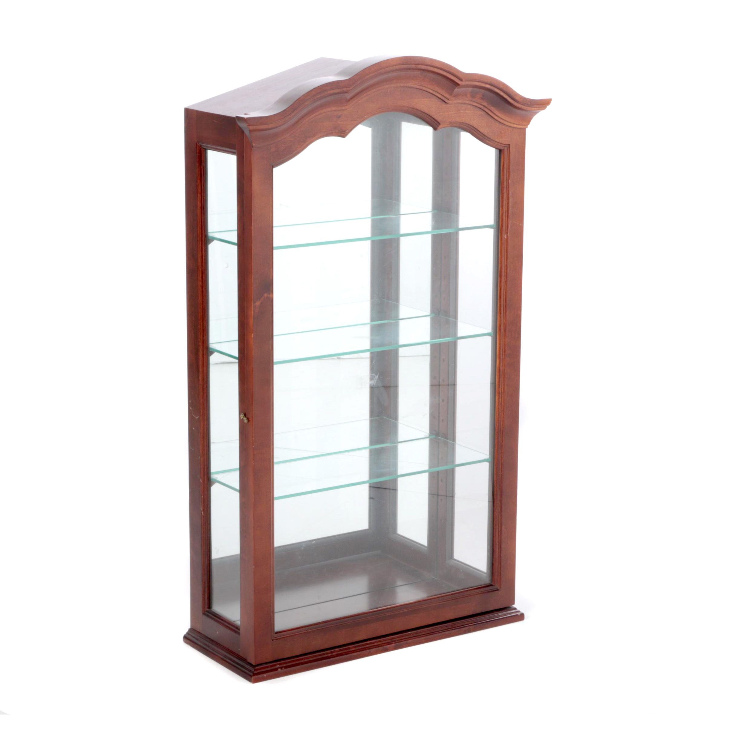 Wall or Shelf Display Cabinet from Howard Miller