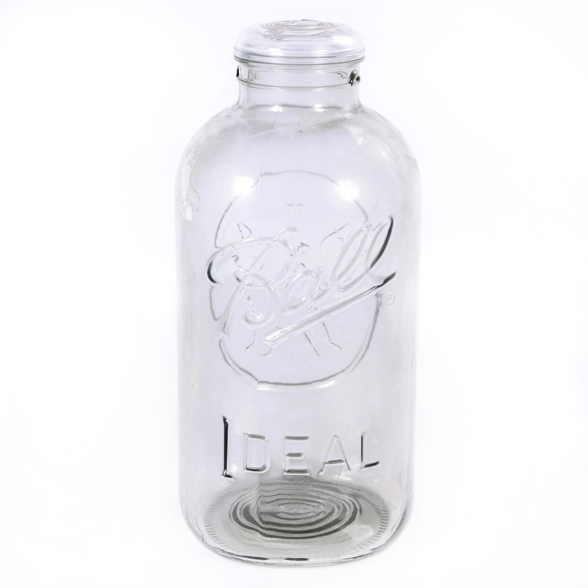 "Oversized Ball ""Ideal"" Jar"