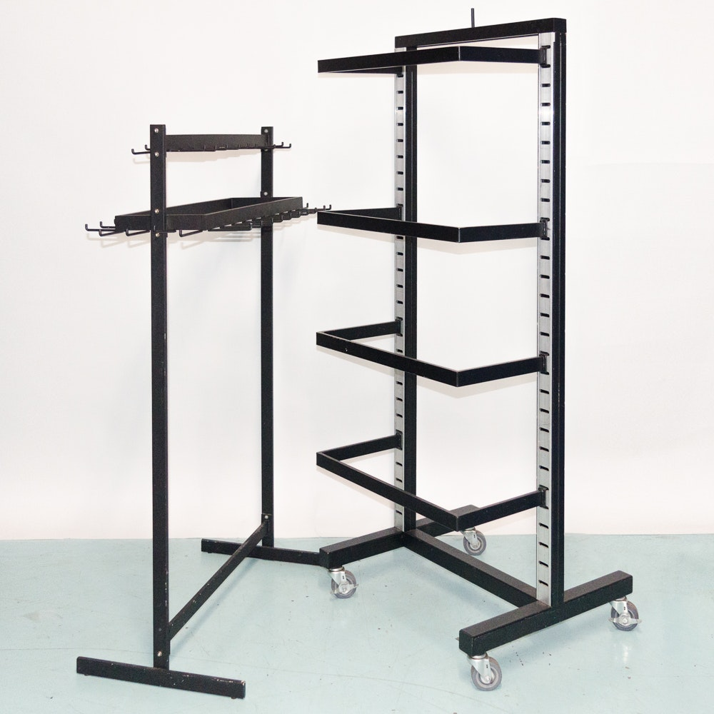 Metal Garment Racks