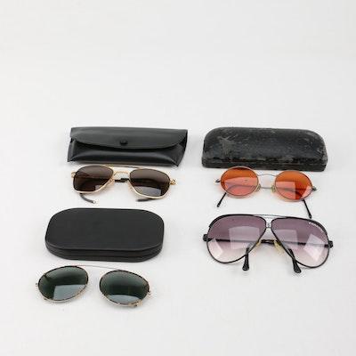 e9edd34847fe Collection of Vintage Sunglasses Including J. Garcia