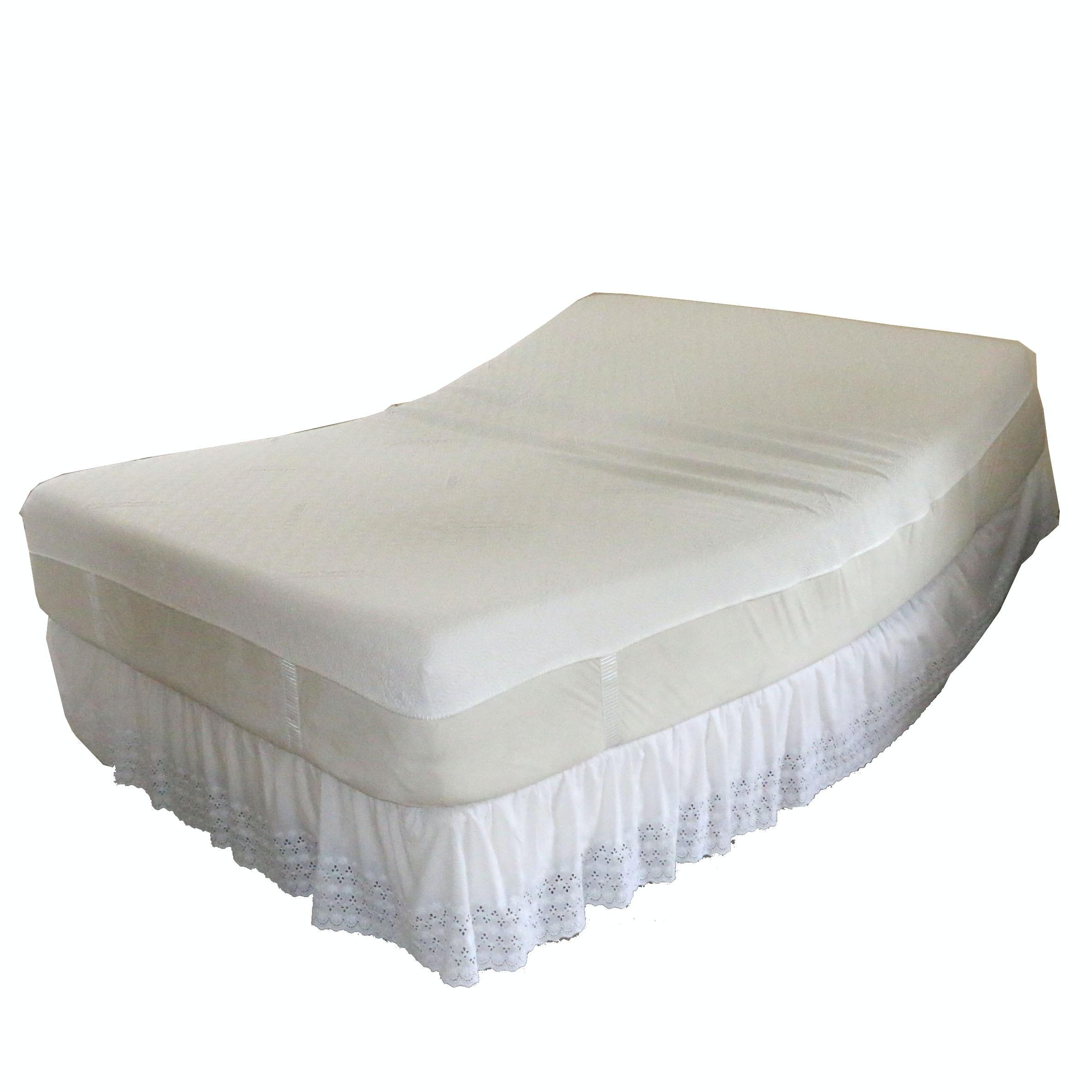 Tempur-Pedic Cloud Luxe Lift and Massage Mattress & Box Spring