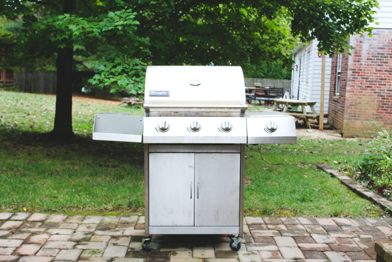 Charmglow Stainless Steel Outdoor Grill