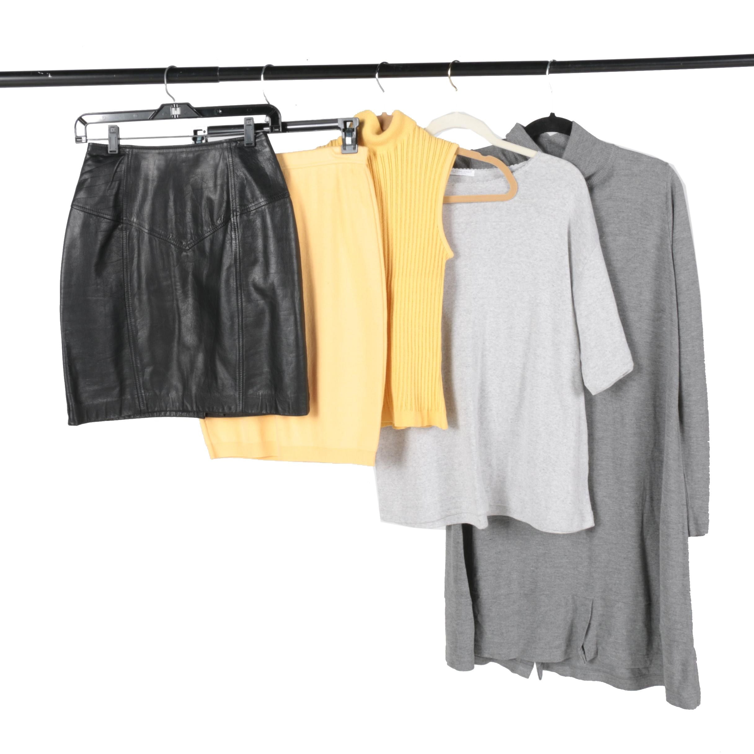 Women's Separates Including Joan Vass