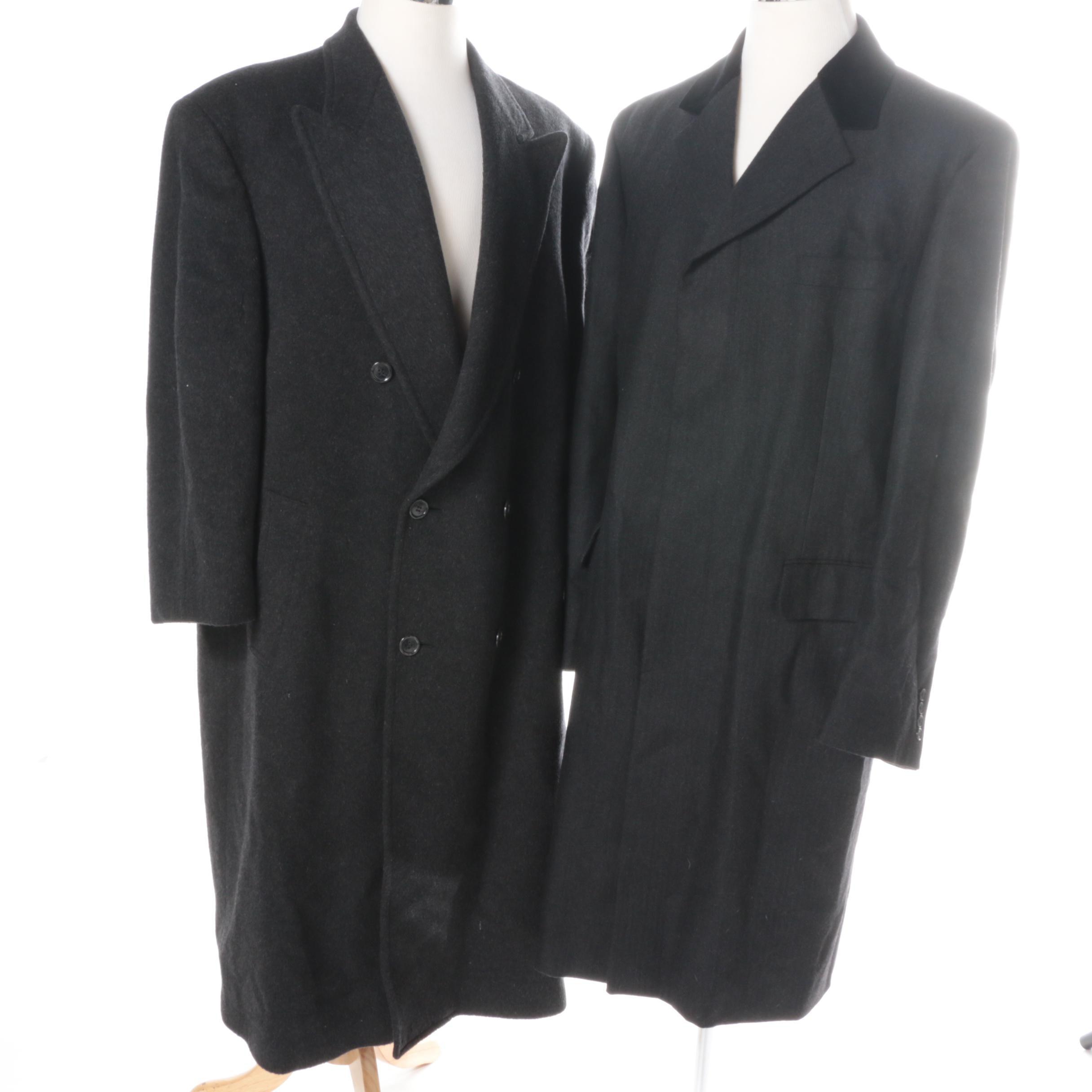 Men's Coats Including Jos. A. Bank