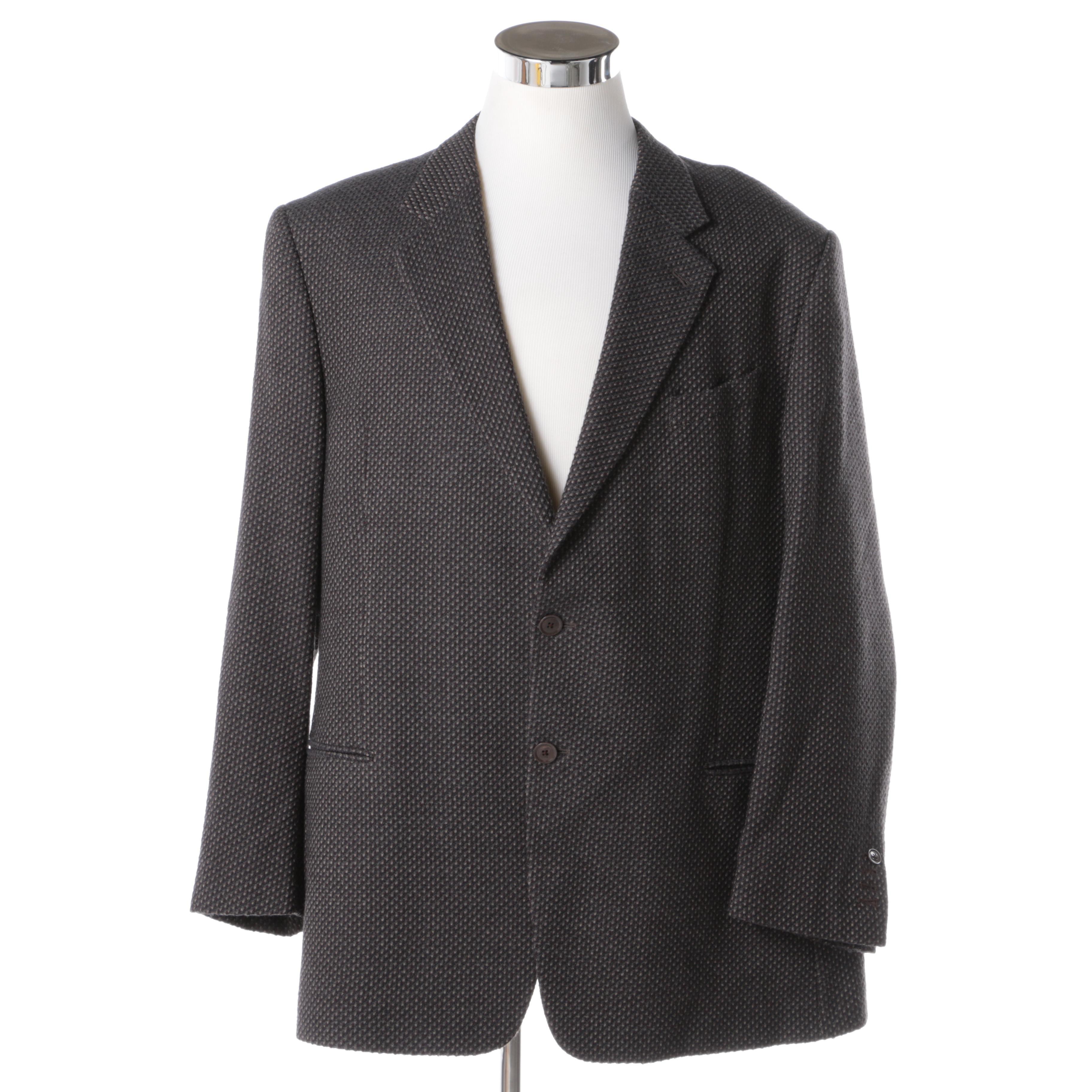 Men's Armani Collezioni Sport Coat
