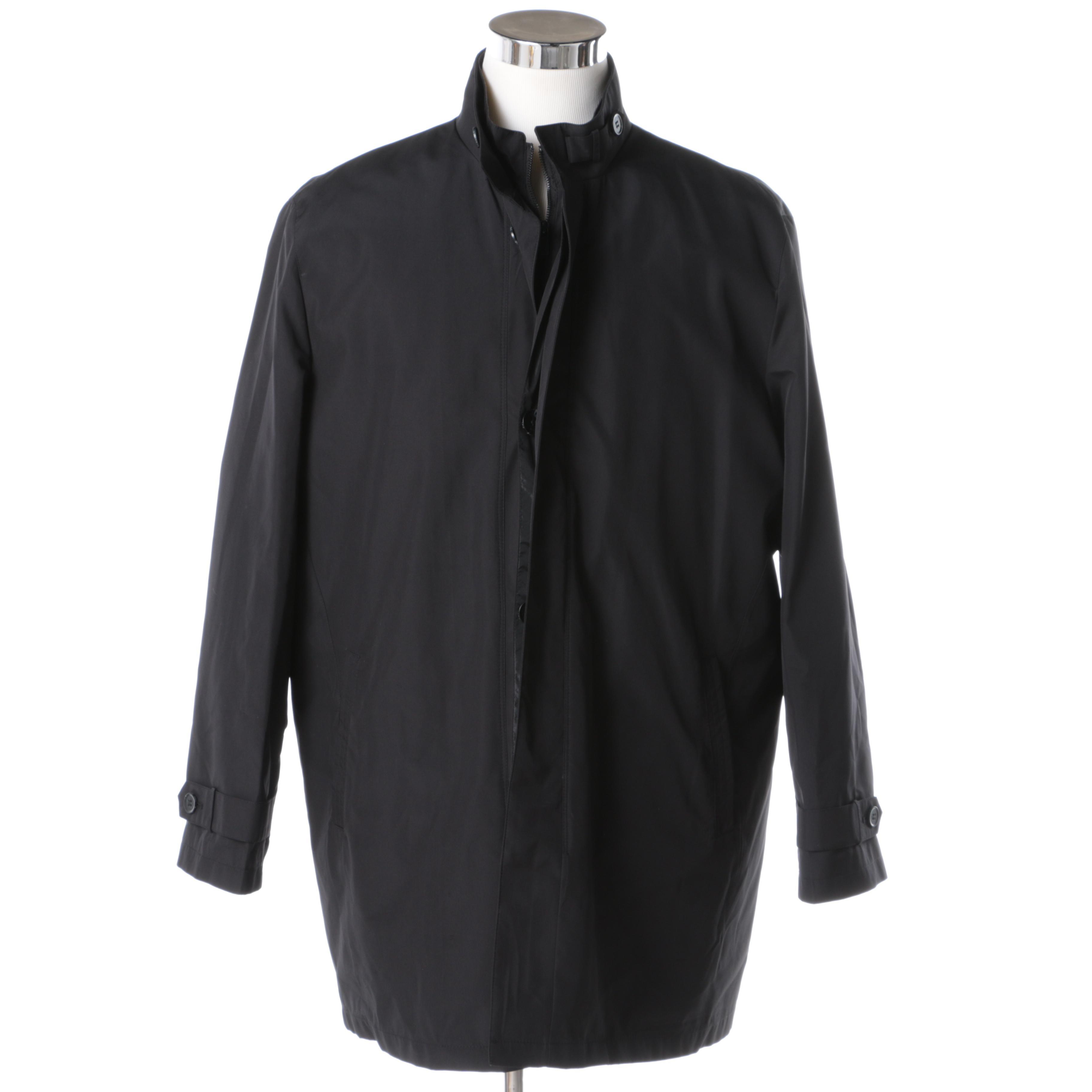 Ike Behar Men's Winter Coat