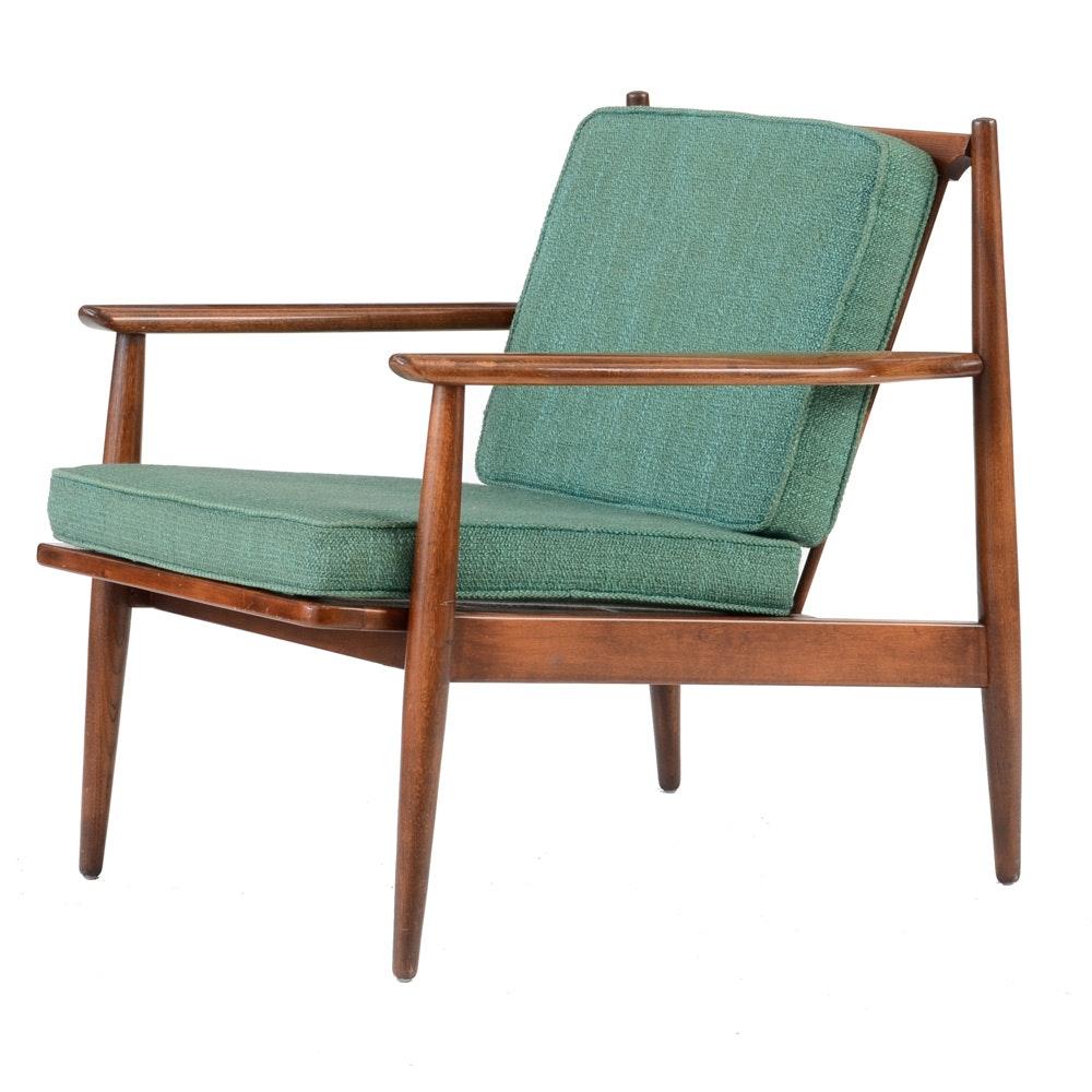 Vintage Mid CenturyDanish Lounge Chair