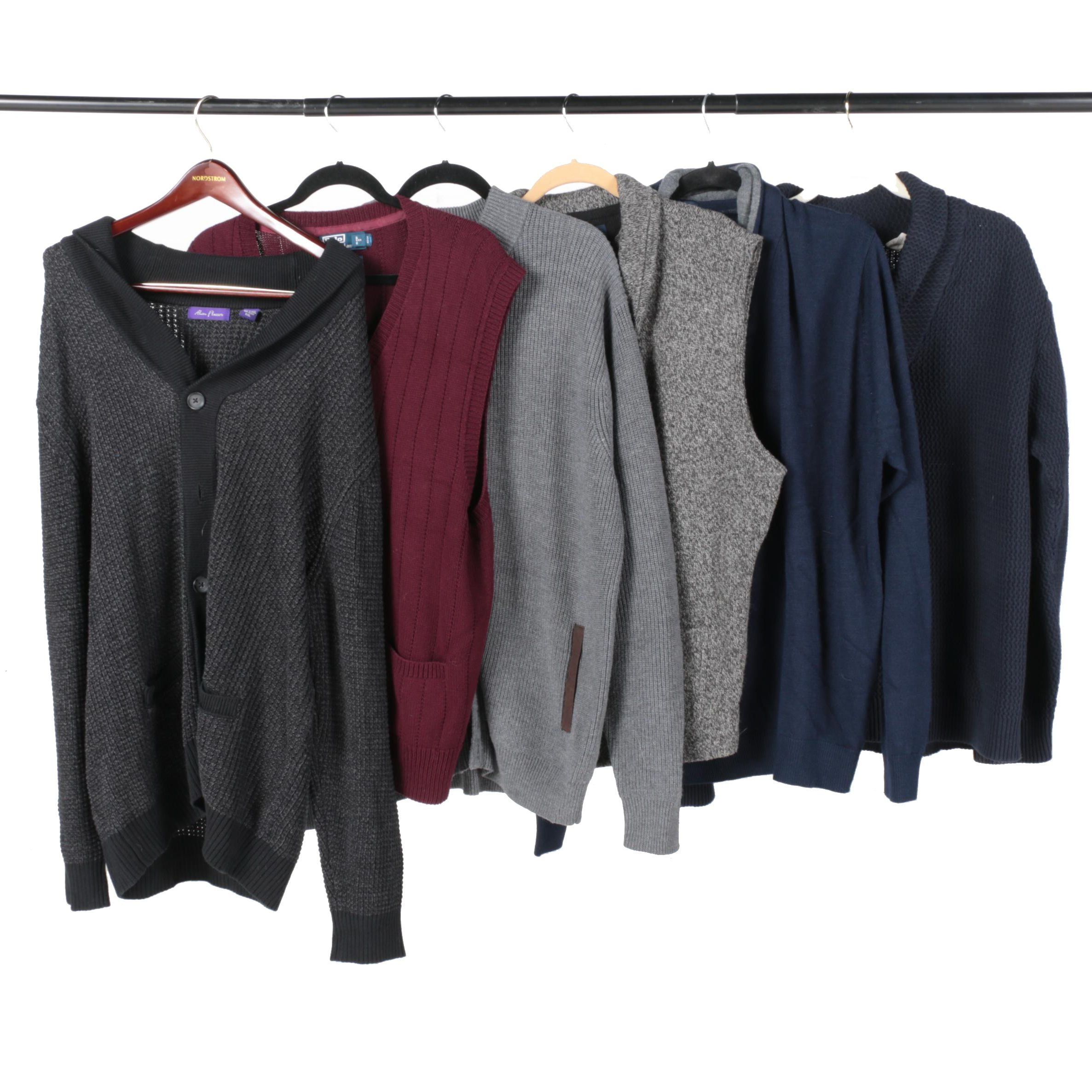 Men's Sweaters Including Polo by Ralph Lauren