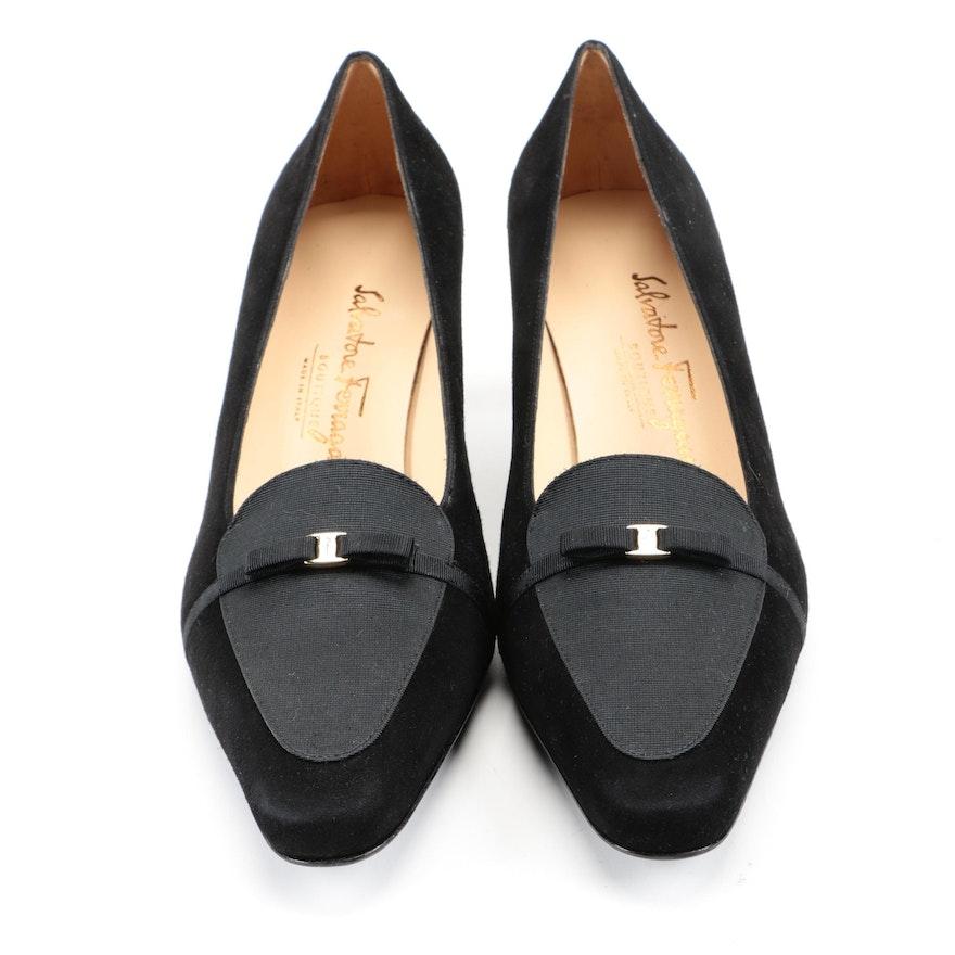 Damens's Salvatore Ferragamo Boutique  Suede Heels   Boutique EBTH 803c79