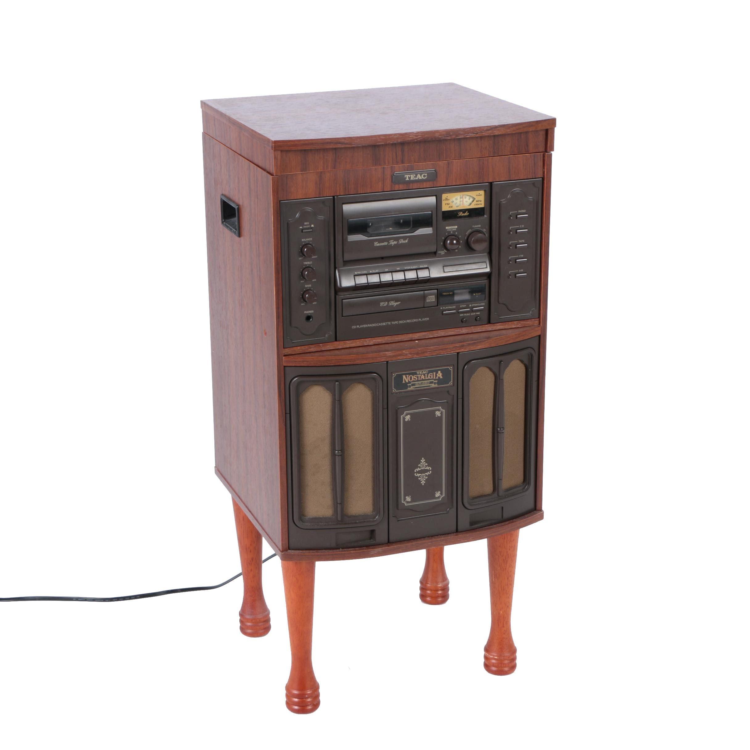 Teac GF-480 Console Stereo