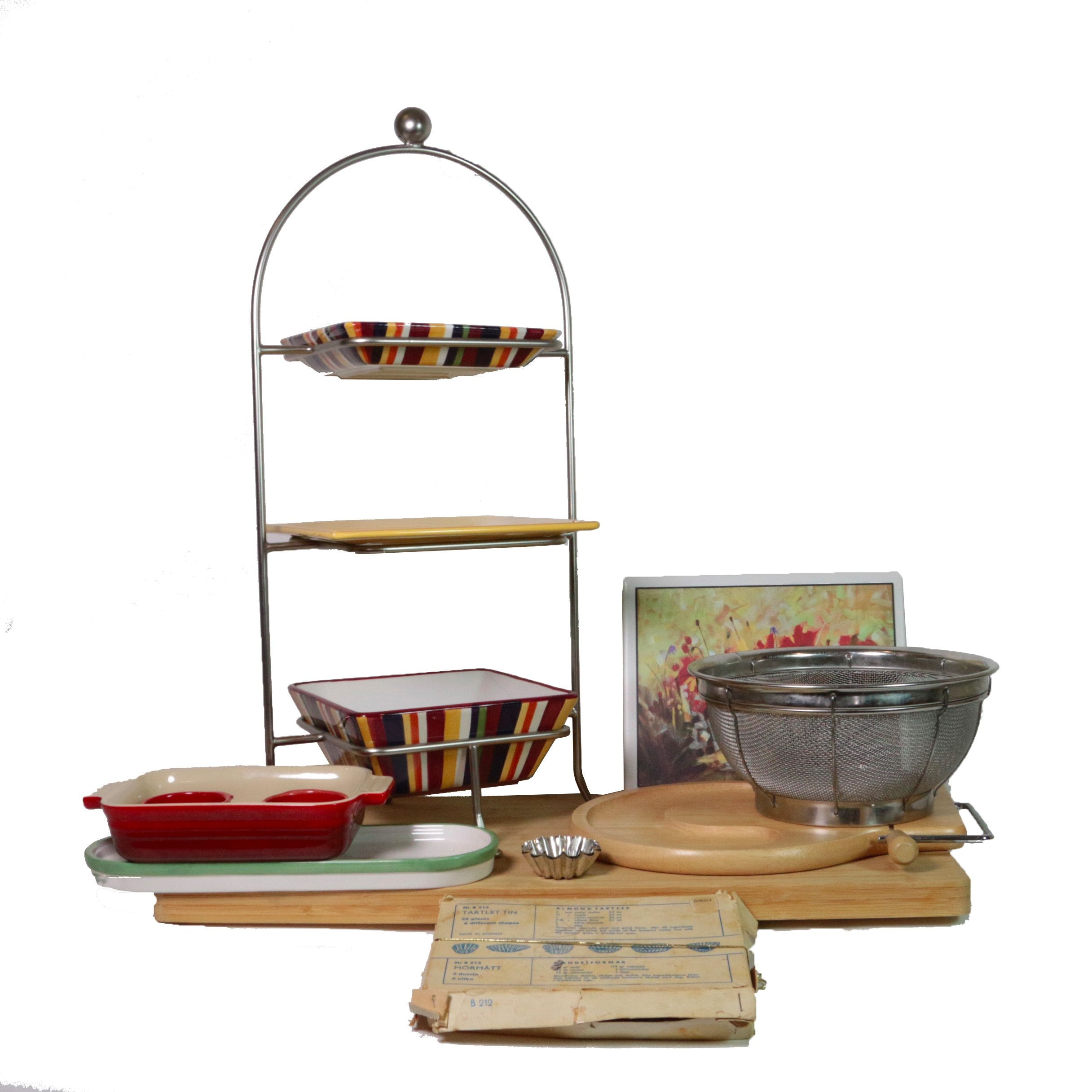 Kitchenware Grouping