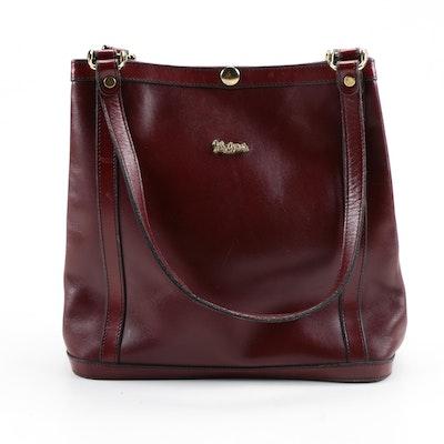 4f62d71bc992 John Romain Leather Handbag