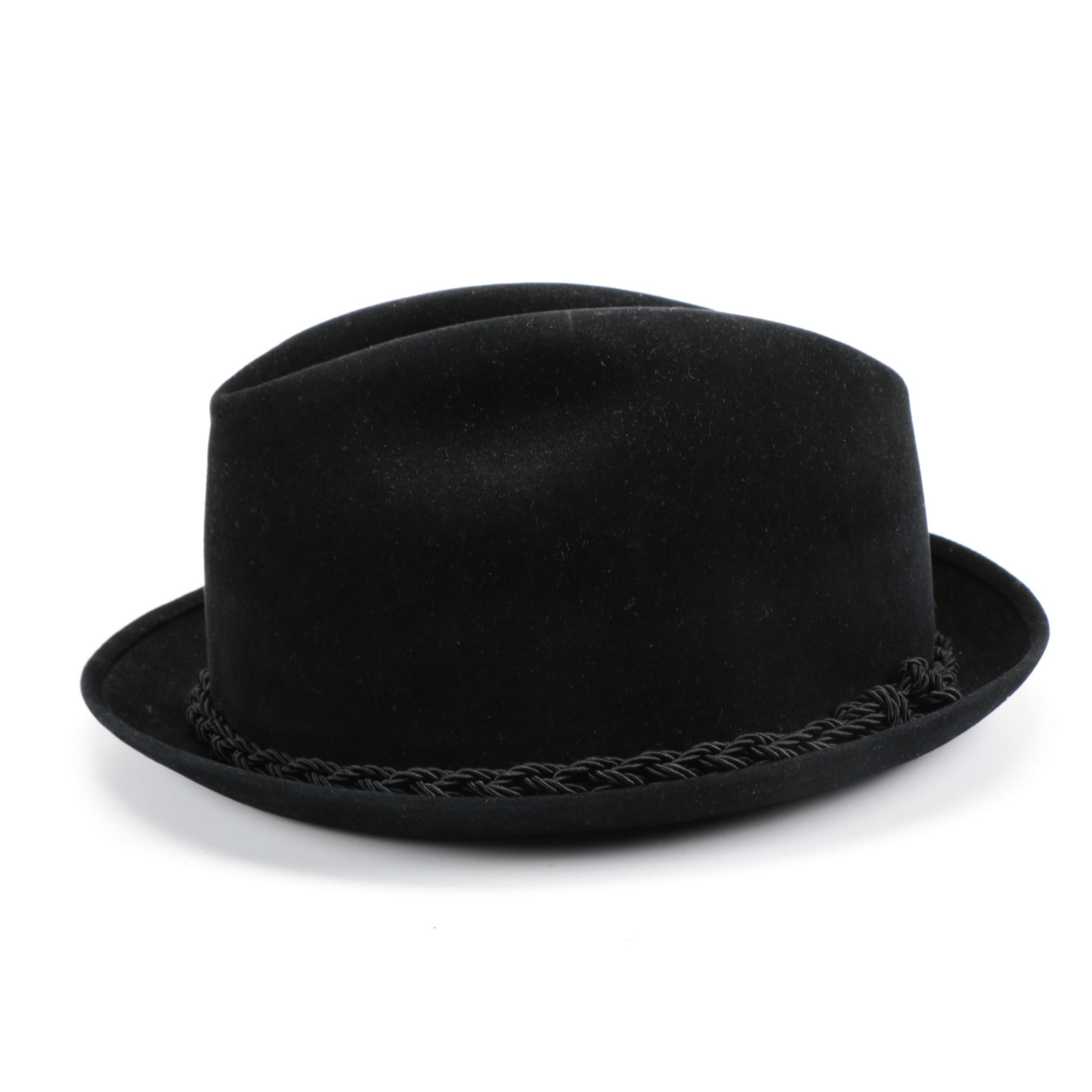 P&C Habig Men's Fedora Hat