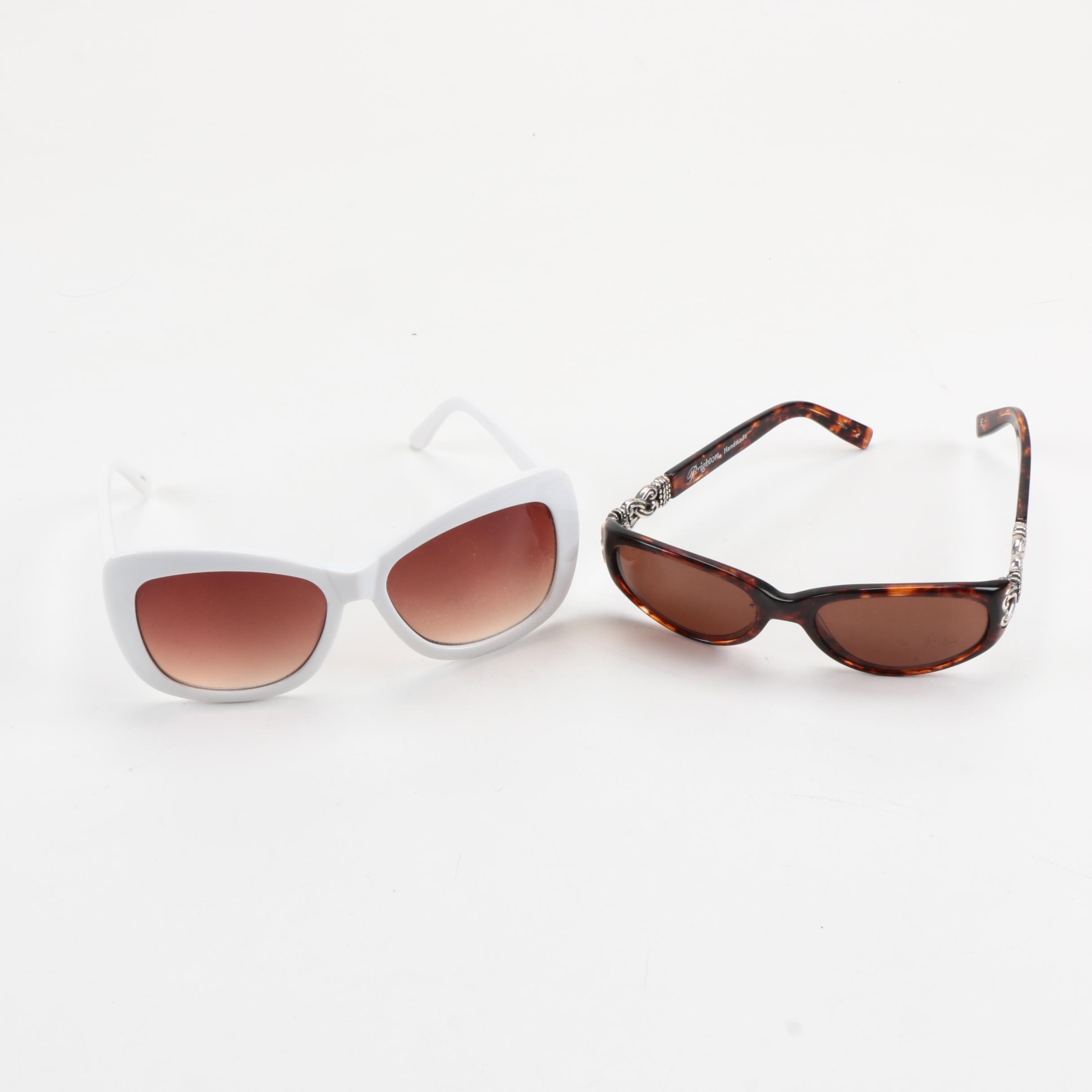 Women's Sunglasses Including Halston