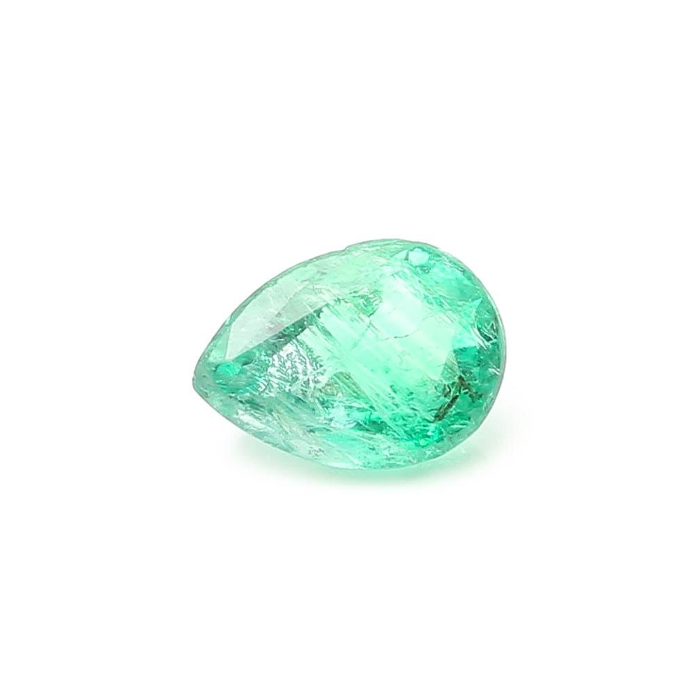 Loose Pear Shaped Emerald