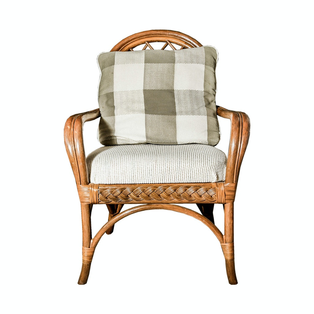 Rattan Style Chair